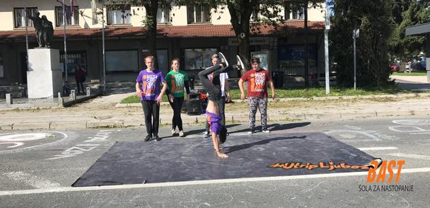Šola za nastopanje Bast